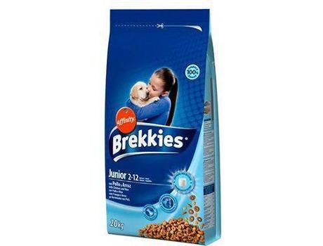 BREKKIES EXCEL - Ração para Cães BREKKIES EXCEL Junior Original (20 Kg)