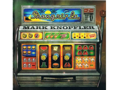 CD+DVD Mark Knopfler - Shangri-la — Pop-Rock