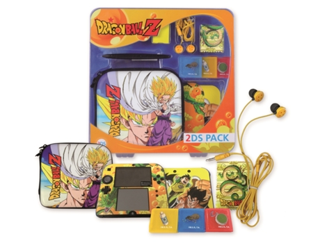 Pack BLADE 2DS Dragon Ball Z — Nintendo 2DS