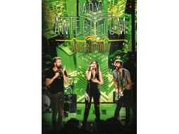 DVD Lady Antebellum - Wheels Up Tour