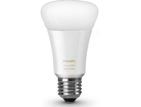 Lâmpada PHILIPS HUE white ambiance 9.5W A60 E27 — Smart Lighting / 9.5W A60 E27
