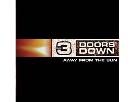 CD 3 Doors Down - Awwy From The Sun — Pop-Rock