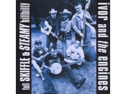 CD Ivor & The Engines - Full Skiffle & Steamy Hillbilly