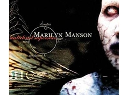 CD Marilyn Manson - Antichrist Superstar — Metal/Hard