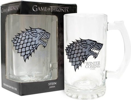 Copo Cristal GAME OF THRONES Stark — Game of Thrones
