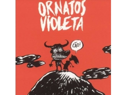 CD Ornatos Violeta - Cão — Pop-Rock