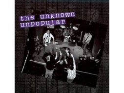CD The Unknown  - Unpopular