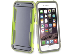 Capa MUVIT Bumper Pro iPhone 6, 6s Verde — Compatibilidade: iPhone 6, 6s, 7 ,8