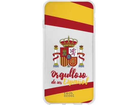 Capa Motorola Moto E6 Plus TECHCOOL F_UV518_116 Multicor