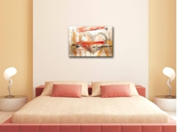 Quadro LEGENDARTE I love you (60x90 cm)