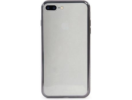 Capa iPhone 6 Plus, 6s Plus, 7 Plus, 8 Plus TUCANO ElektroFlex Preto