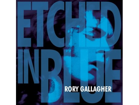 CD Rory Gallagher - Etched In E — Pop-Rock