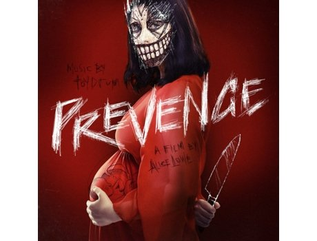 CD Toydrum - Prevenge (Original Motion Picture Soundtrack)