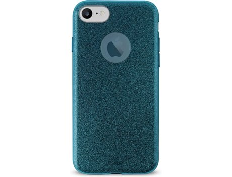 Capa PURO Shine Pocket iPhone 6, 6s, 7, 8 Verde — Compatibilidade: iPhone 6, 6s, 7, 8