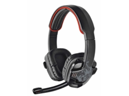 Microauscultadores Gaming TRUST GXT 340 7.1 Surround — Com fio