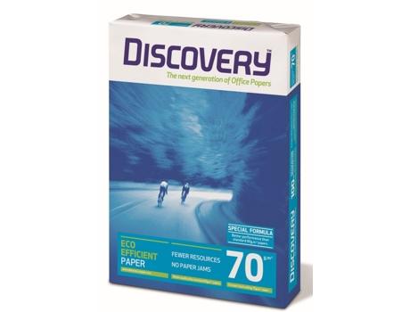 Resma Papel Impressao DISCOVERY A4 70gr