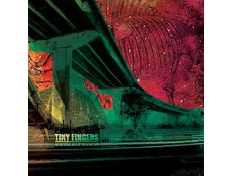 Vinil Tiny Fingers - We Are Being Held By The Dispatcher