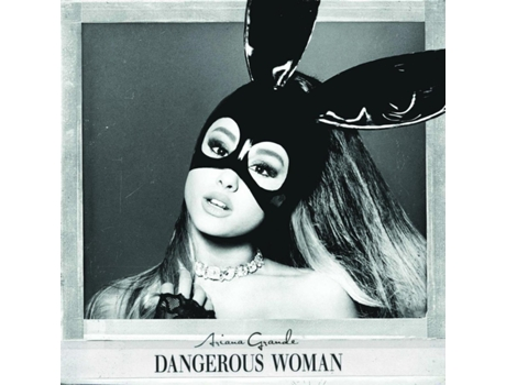 CD Ariana Grande - Dangerous Woman — Pop-Rock