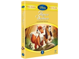 DVD Papuça e Dentuça — De: Ted Berman e Richard Rich