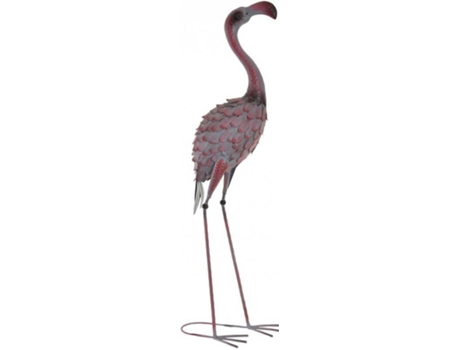 Flamingo ITEM Metal 29.5X20.5X99 — Barroco| Metal