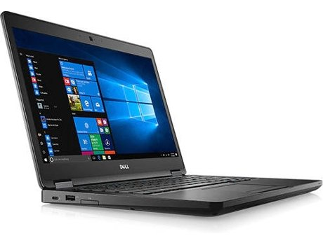 Portátil DELL Latitude E5480 (14'' - Intel Core i5-7300 - 8 GB RAM - 256 GB SSD - Intel HD Graphics 620) — Intel Core i5-7300 | 8 GB | 256 GB SSD | Intel HD Graphics 620