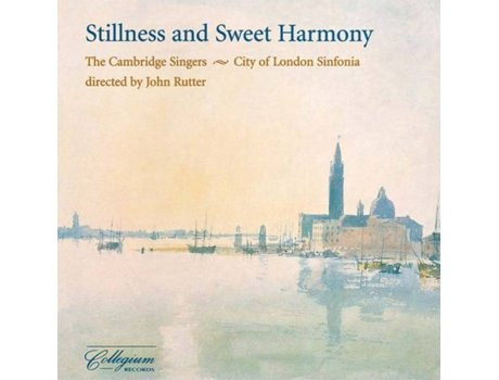CD Rutter,John/Cambridge Singers,The - Stillness And Sweet Harmony (1CD)