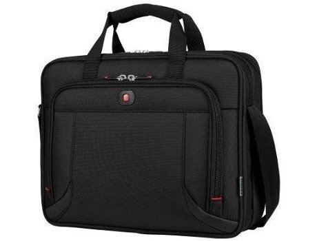 Mala WENGER Prospectus (PC / Tablet - 16'' - Preto) — Para PC / Tablet até 16''