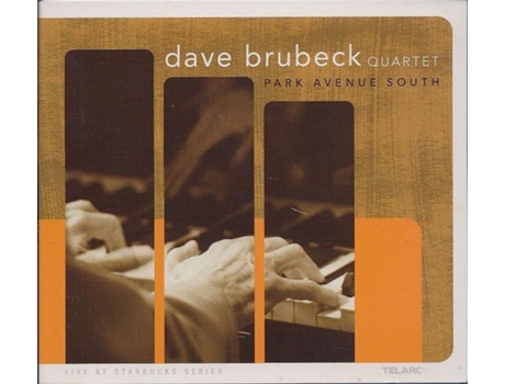 CD The Dave Brubeck Quartet - Park Avenue South