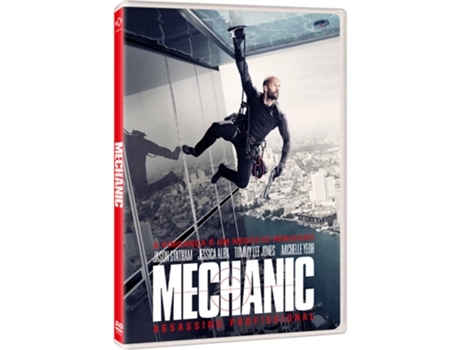 DVD Mechanic: Assassino Profissional — Do realizador Dennis Gansel