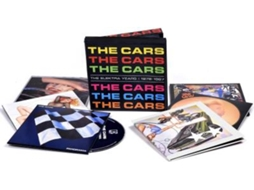 CD The Cars - The Elektra Years 1978-1987 — Pop-Rock