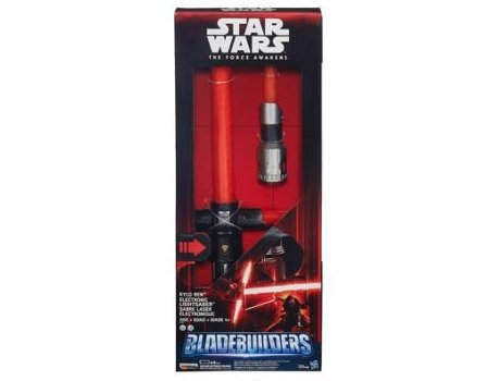 Sabre de Luz HASBRO Star Wars The Force Awakens Deluxe Electronic Lightsaber