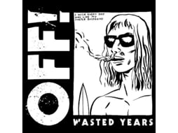 Vinil Off! - Wasted Years — Pop-Rock