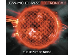 CD Jean-Michel Jarre - Electronica 2: The Heart of Noise — House / Electrónica