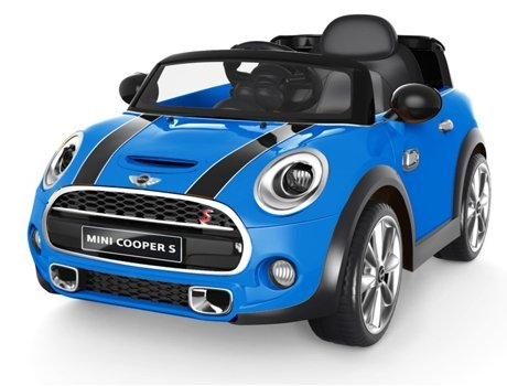 Mini Carro Mini Cooper S Move5092 Azul