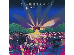 CD Supertramp - Paris — Pop-Rock