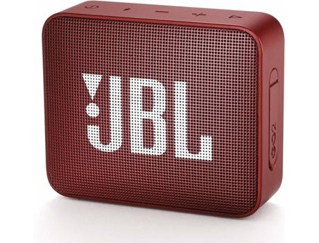 Mini Coluna BT JBL Go 2 Vermelho | [6593545 ]