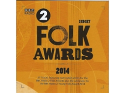 CD Folk Awards 2014