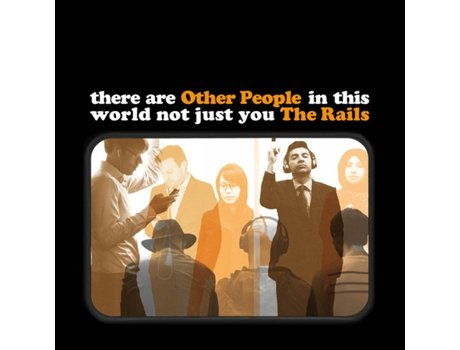 CD The Rails  - Other People
