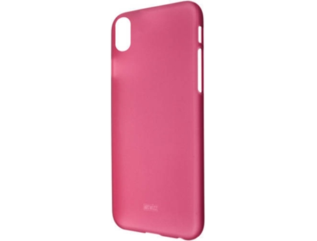 Capa ARTWIZZ Rubber Clip Berry iPhone X, XS Rosa — Compatibilidade: iPhone X, XS