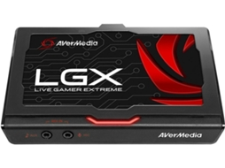Placa de Captura AVERMEDIA Live Gamer Extreme — 4G RAM | USB 3.0