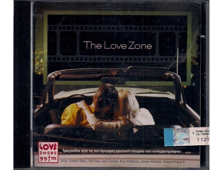 CD The Love Zone