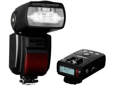 Kit Flashes Wireless HAHNEL Modus 600RT Canon — NG: 60 | Compatibilidade: Canon
