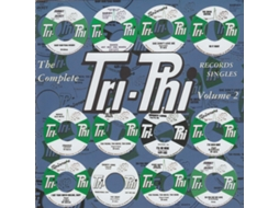 CD The Complete Tri-Phi Records Singles Volume 2