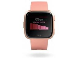 ea61f3da5f Relógio Desportivo FITBIT Versa Alumínio (Bluetooth - Até 4 dias de  autonomia - Ecrã Tátil)
