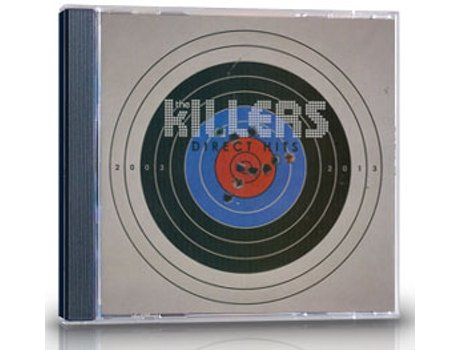 CD The Killers - Direct Hits 2003-2013 — Pop-Rock