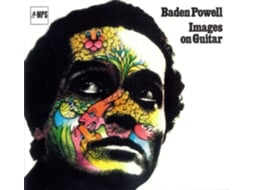 CD Baden Powell + - Janine
