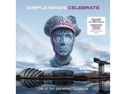 Vinil Simple Minds - Celebrate (Live At The SSE Hydro Glasgow)