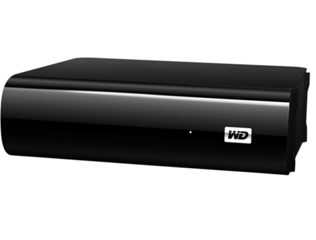 Disco Externo HDD   WESTERN DIGITAL  MY BOOK AV-TV 1TB EMEA — |