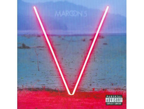 CD Maroon 5 - V — Pop