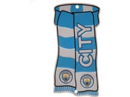 Sinal MANCHESTER CITY FC Official Show Your Colours Window Sign